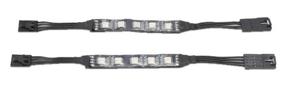Ciro Shock & Awe 3 in. LED Light Strips, Two LED strips Plug Into Ciro Kit 41002 - Wisconsin Harley-Davidson