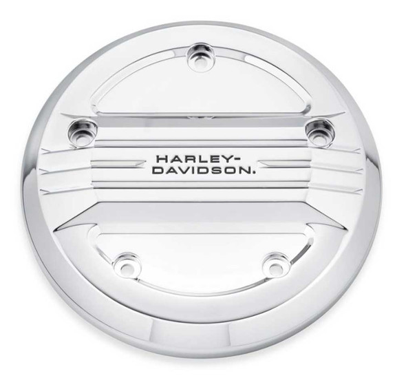 Harley-Davidson Airflow Air Cleaner Trim - Chrome, Multi-Fit Item 61400323 - Wisconsin Harley-Davidson