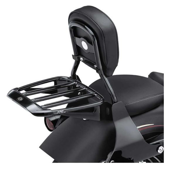 Harley-Davidson Air Foil Premium Luggage Rack - Black, Multi-Fit Item 54291-11 - Wisconsin Harley-Davidson