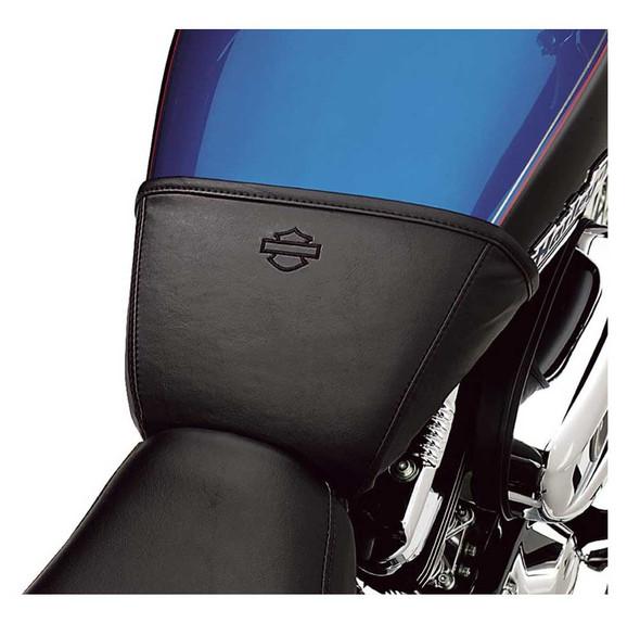 Harley-Davidson Tank Bra, Fit XL Models w/ 4.5 Gallon Fuel Tank - Black 62027-04 - Wisconsin Harley-Davidson