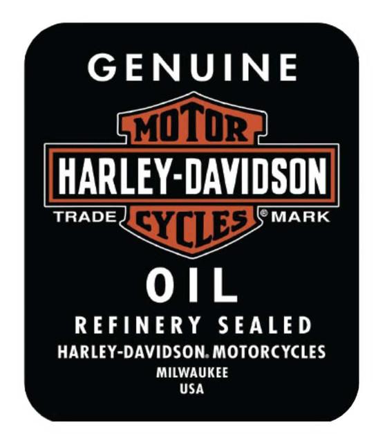 Harley-Davidson Genuine Oil Bar & Shield Neoprene Mouse Pad - Black MO21264 - Wisconsin Harley-Davidson
