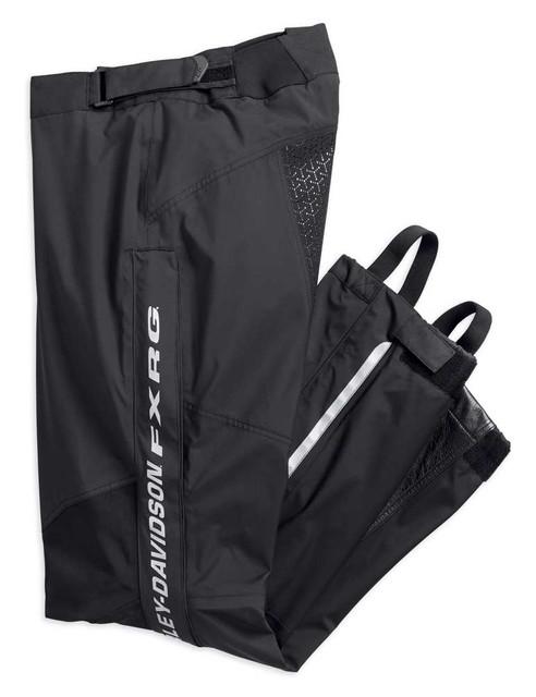 Harley-Davidson Men's FXRG Waterproof & Breathable Rain Pant, Black 98374-19VM - Wisconsin Harley-Davidson