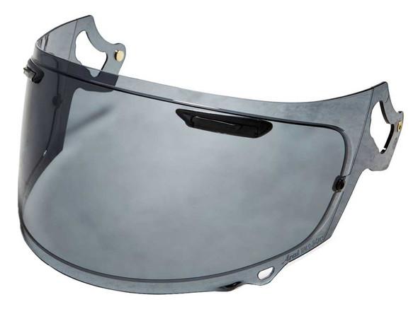 Harley-Davidson Defiant-X/Renegade-V/XD Replacement Face Shield Smoke 98110-19VR - Wisconsin Harley-Davidson