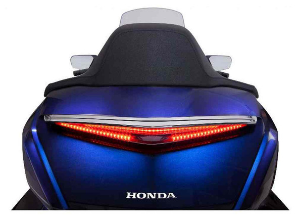 Ciro Goldstrike LED Trunk Light - Sequential Red Turn Signals, 48004-48005 - Wisconsin Harley-Davidson