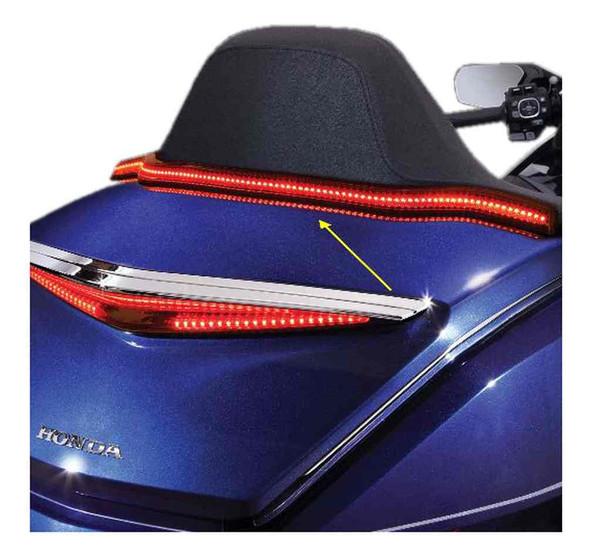 Ciro Goldstrike LED Tour Blade, Low Profile - Lightly Smoked Lens 48200 - Wisconsin Harley-Davidson