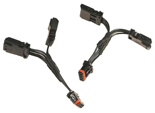"Ciro Goldstrike Lighting ""Y"" Splitter, Required For Rear End Lighting 48001 - Wisconsin Harley-Davidson"
