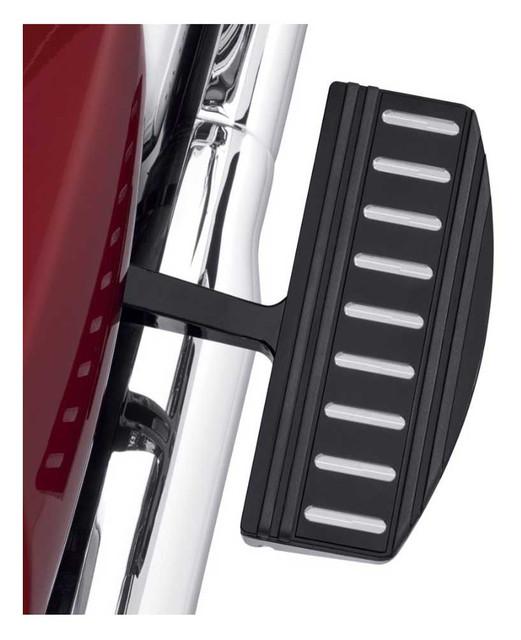 Harley-Davidson Edge Cut Passenger Footboard Insert Kit, Multi-Fit Item 50501143 - Wisconsin Harley-Davidson