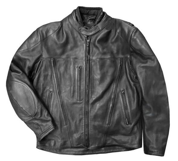 Redline Men's Impact Protected Armor Motorcycle Functional Jacket - Black M-10 - Wisconsin Harley-Davidson