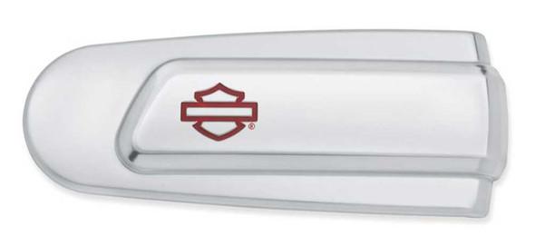 Harley-Davidson Kahuna Air Cleaner Trim, Fits Softail Models - Chrome 61301022 - Wisconsin Harley-Davidson
