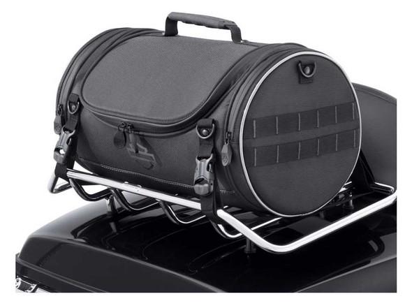 Harley-Davidson Onyx Premium Luggage Day Bag - Universal Fit - Black 93300104 - Wisconsin Harley-Davidson