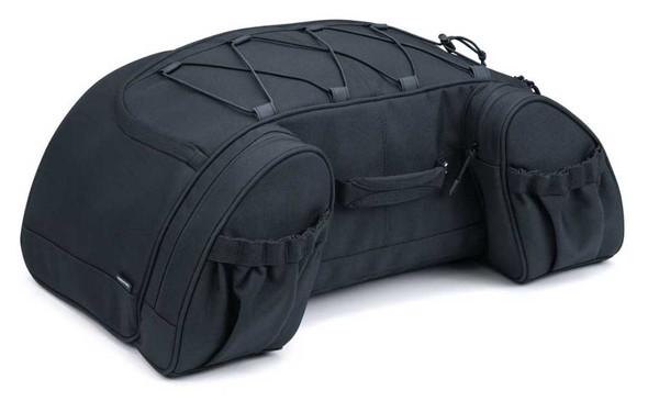 Kuryakyn Momentum Hitchhiker Trunk Rack Bag - Black, 23 x 14 x 9 inches KU-5281 - Wisconsin Harley-Davidson