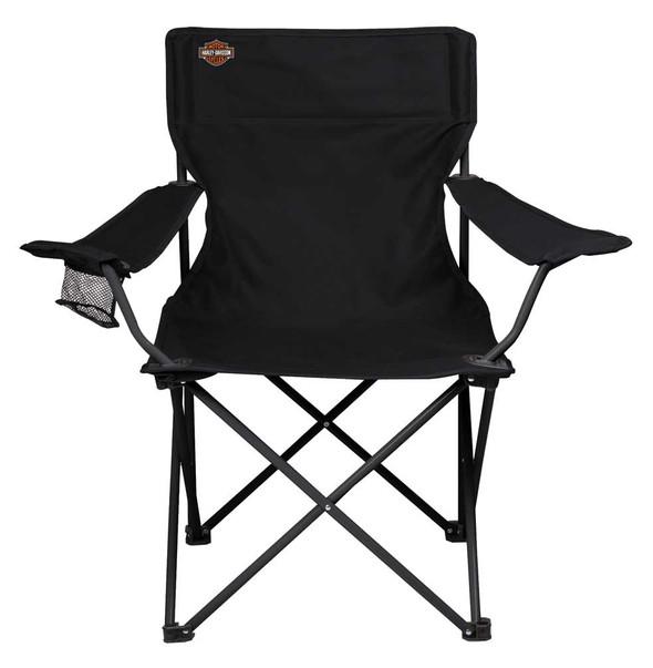 Harley-Davidson Bar & Shield Logo Compact Camping Chair, Quality by Picnic Time - Wisconsin Harley-Davidson