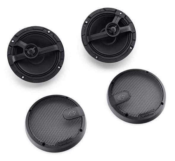 Harley-Davidson Audio Power Stage I Tour-Pak Air Cooled Lower Speakers 76000984 - Wisconsin Harley-Davidson