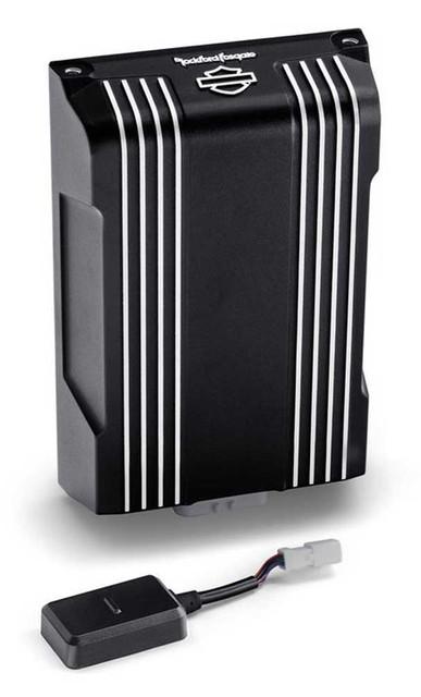Harley-Davidson Audio Powered Amplifier 400W 4-Channel (Primary) 76000997 - Wisconsin Harley-Davidson