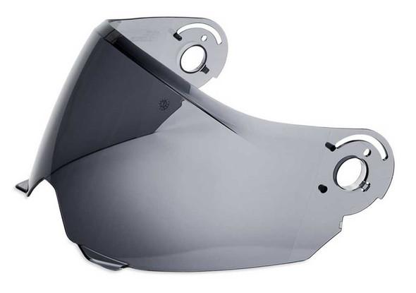Harley-Davidson J09/J10 Replacement Face Shield - Smoke Tint Finish 98147-21VR - Wisconsin Harley-Davidson