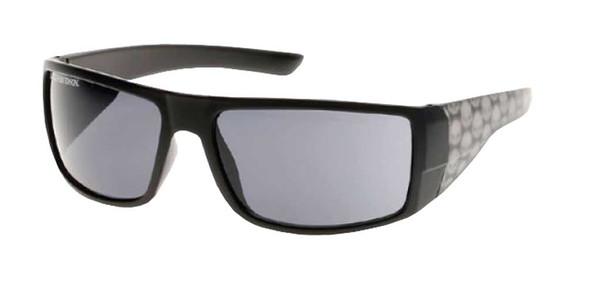 Harley-Davidson Mens Sunglasses, Willie G Skull, Black Frame & Lens HDS623-BLK-3 - Wisconsin Harley-Davidson