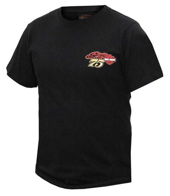 Harley-Davidson Men's Sturgis 75th Anniv. Limited Edition T-Shirt 97999-15VM - Wisconsin Harley-Davidson