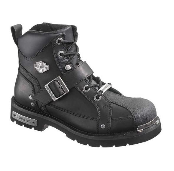 Harley-Davidson Wolverine Men's Jones Leather Boots D96010 - Wisconsin Harley-Davidson