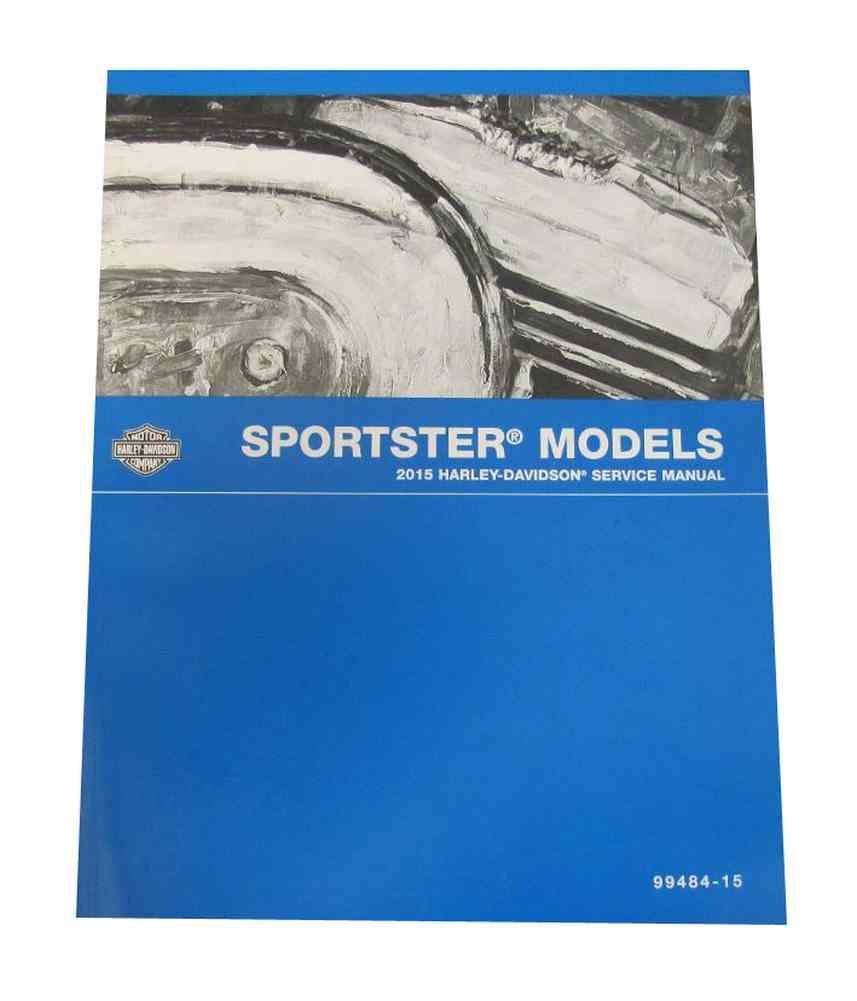 Other Motorcycle Manuals 2007 HARLEY-DAVIDSON SPORTSTER MODELS ...
