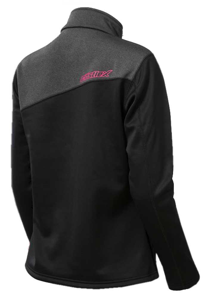 Magenta//Black Castle X Fusion G2 Women/'s Mid-Layer Jacket