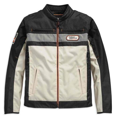 Harley-Davidson® Men/'s Piledriver Riding Jacket W// Removable Liner 98284-19VM