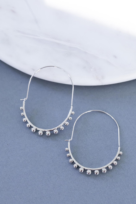 Dolly Hoop Earrings