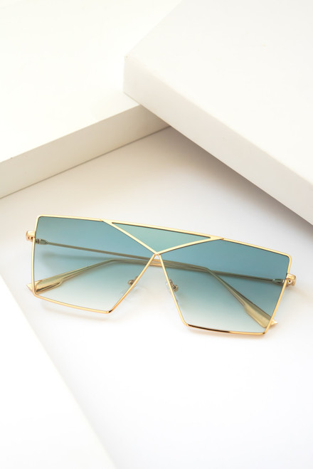 Nicky Mosaic Sunnies - 4 Colors