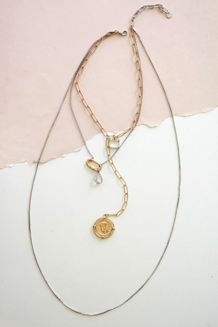Roma Layered Necklace