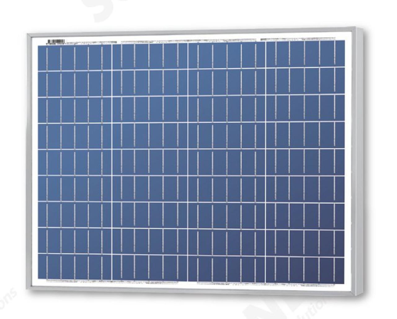 Solarland® 40 Watt, 40V Solar Panel SLP040 40U