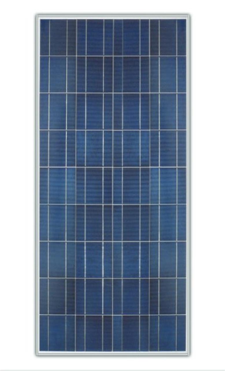 Power Up BSP Series Industrial Grade 40 Watt, 40V Multicrystalline Solar  Panel BSP 40 40