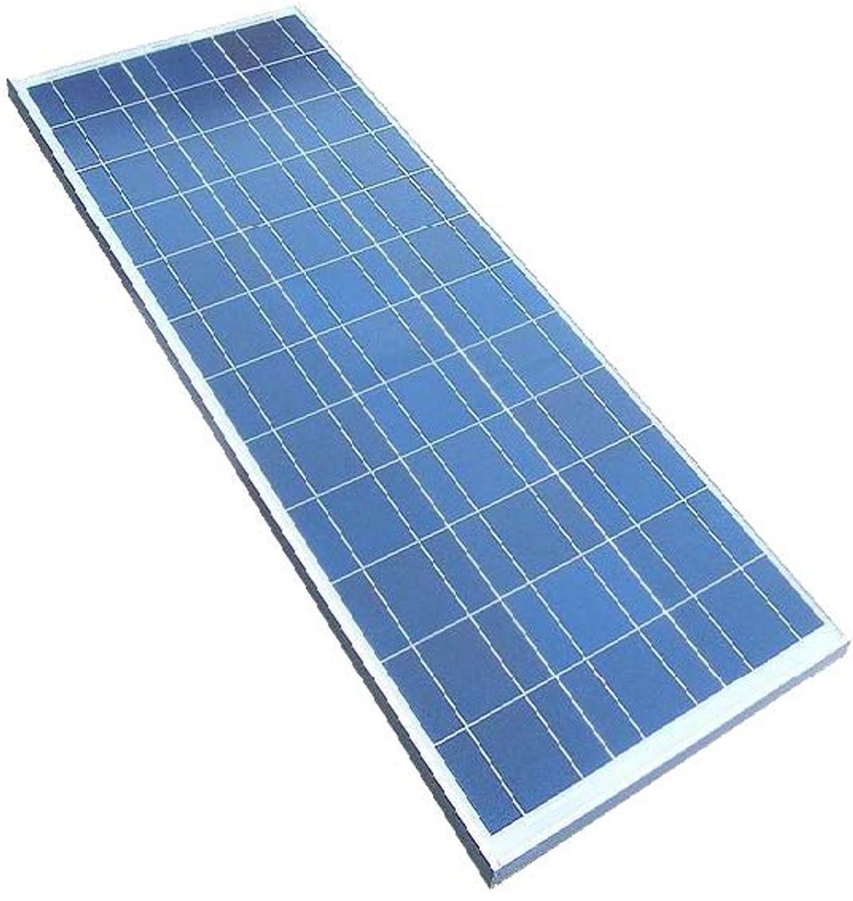 Solartech Power Spm125p S F 125w 12v Industrial C1d2 Poly Solar Panel