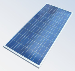 Solartech Power W-Series 130 Watt, 24V Multicrystalline Solar Panel