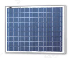 Solarland® SLP050-12U-MC 50W 12V Solar Panel with 3' MC4 Cable