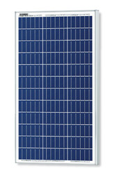 Solarland® SLP075-12 75W 12V C1D2 Solar Panel - 50mm Large Frame