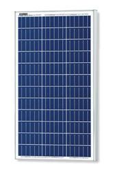 Solarland® SLP075-12 75W 12V C1D2 Solar Panel - 50mm Large Frame