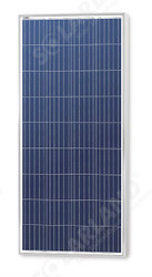 Solarland® SLP150-12 150W 12V C1D2 Solar Panel w/ 50mm Large Frame