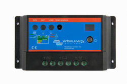 Victron Energy SCC040010020 BlueSolar 10 Amp 48V PWM-Light Charge Controller