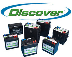 Discover 100Ah AGM Battery