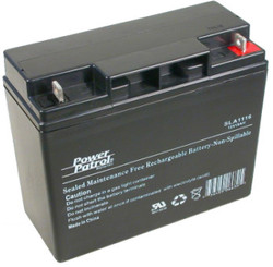 Interstate SLA1161 12V 44Ah AGM Battery