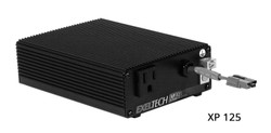 Exeltech XP-125 125 Watt, 12 Volt True Sine Wave Off-Grid and Mobile Inverter