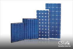 Canadian Solar 305W Poly Solar Panel