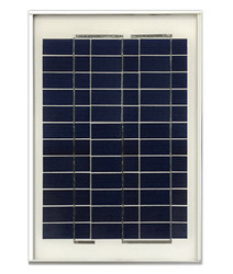 PowerUp BSP-10-12 10 Watt, 12V Solar Panel Module