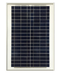 PowerUp BSP-20-12 20 watt, 12V solar panel module