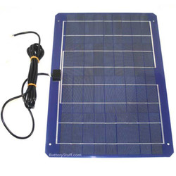 PowerUp BSP-30-12-LSS  Dura-Series 30W 12V Solar Panel