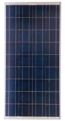 Power Up BSP Series Industrial-Grade 65 Watt, 12V Multicrystalline Solar Panel (BSP-65-12)