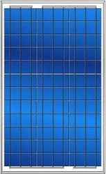 Value Line 85W 12V Solar Panel
