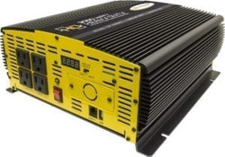 GO POWER! 3000W Modified Sine Wave Inverter - 12V