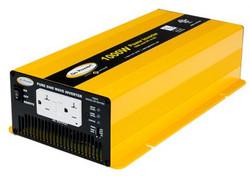 GO POWER! 1000W Pure Sine Wave Inverter - 12V
