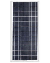 Ameresco Solar 90J 90 Watt, 12V Polycrystalline Solar Panel w/ IP65 Junction Box (AMS090J)