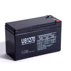 UPG Universal® 12V 7Ah Sealed Deep-Cycle VRLA/AGM Battery (UB1270)
